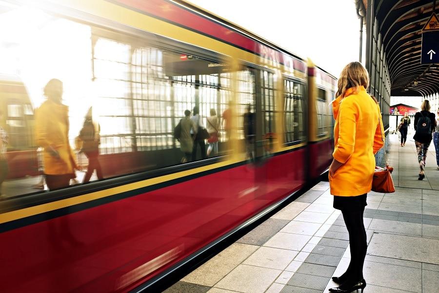 пътуване с влак права на пътниците